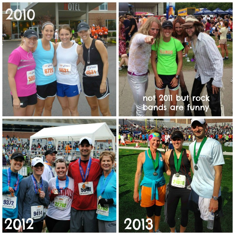 running race group