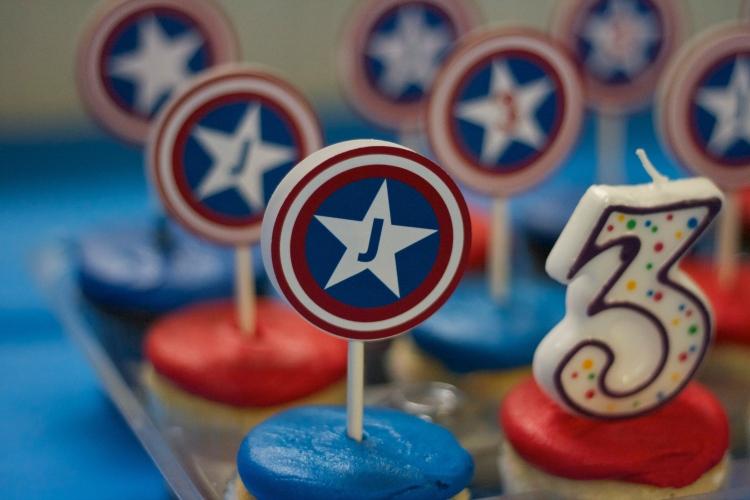 captain america birthday