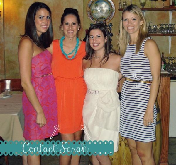 contact sarah simply social blog