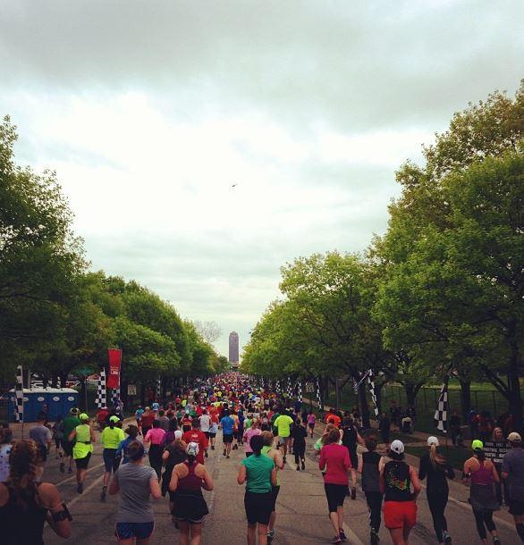 indianapolis half marathon