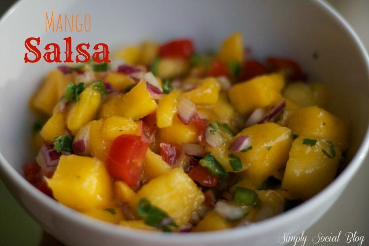 mango salsa simply social blog