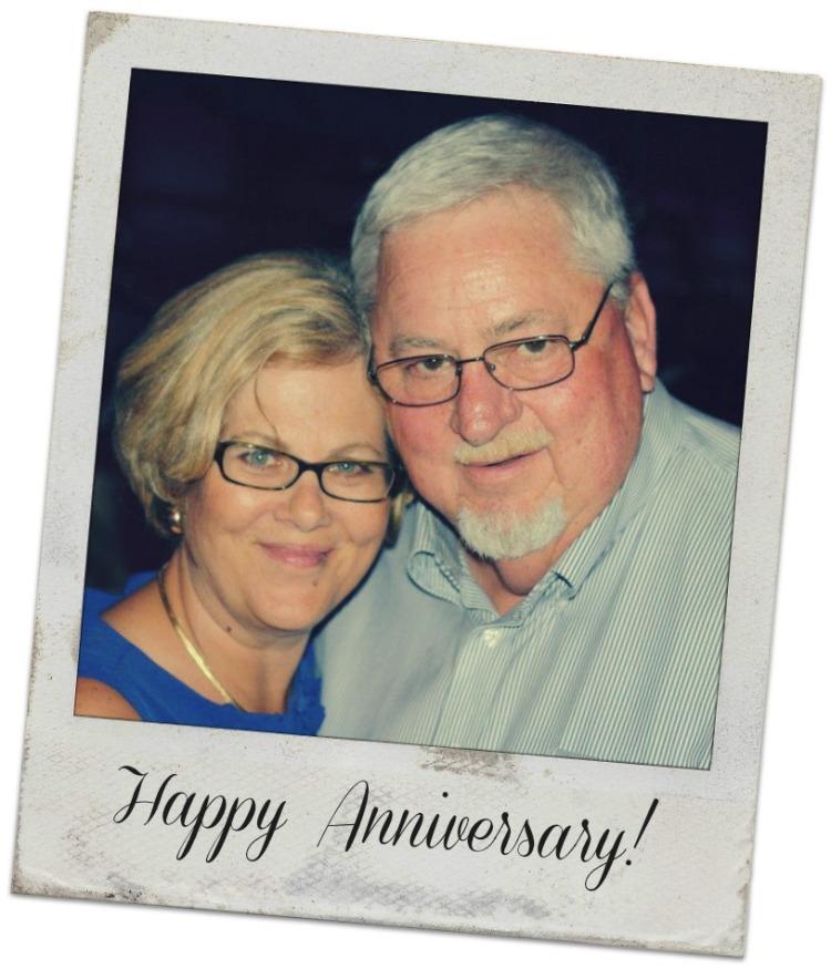 35th wedding anniversary simply social blog