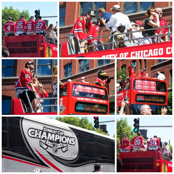 chicago blackhawks stanley cup champions parade 2013 simply social blog