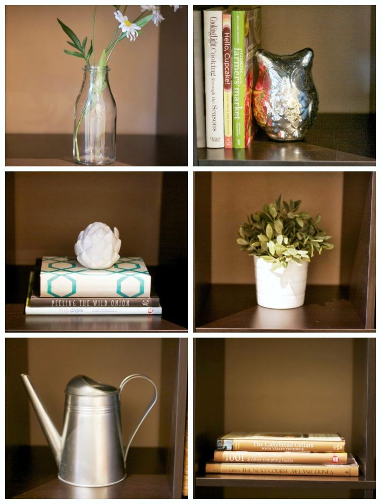 bookshelf styling ikea simply social blog