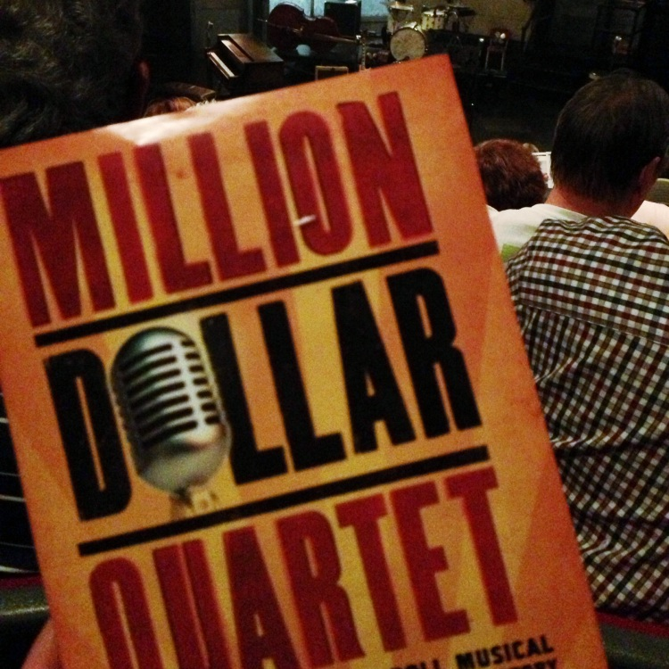 million dollar quartet apollo theater chicago illinois