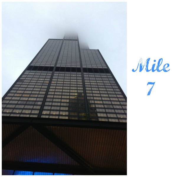 chicago running tour willis sears tower