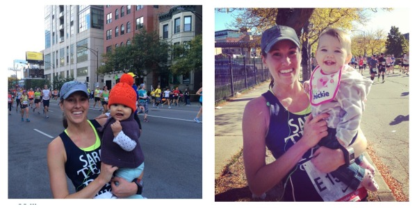 chicago marathon team paws babies