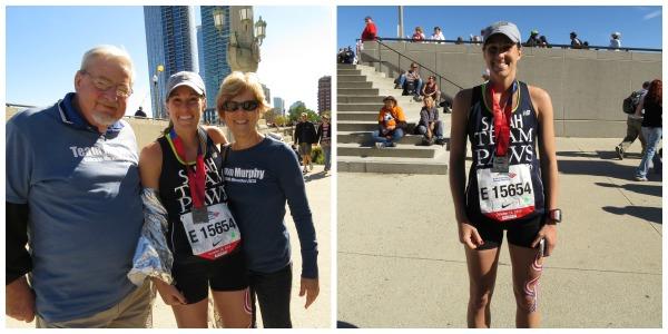 chicago marathon finish simply social blog