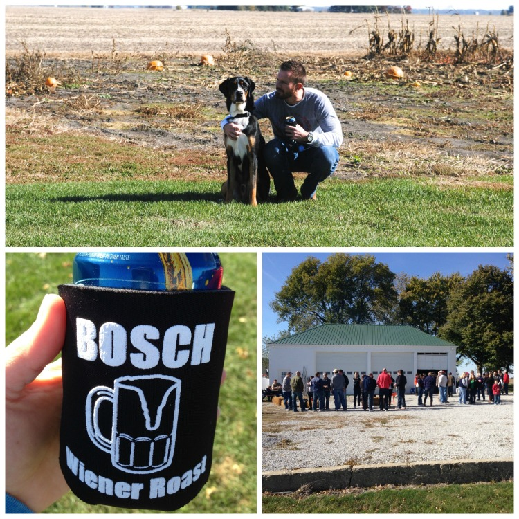 50th anniversary bosch family wiener roast simply social blog