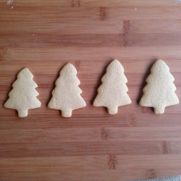 royal icing tricks christmas tree sugar cookies