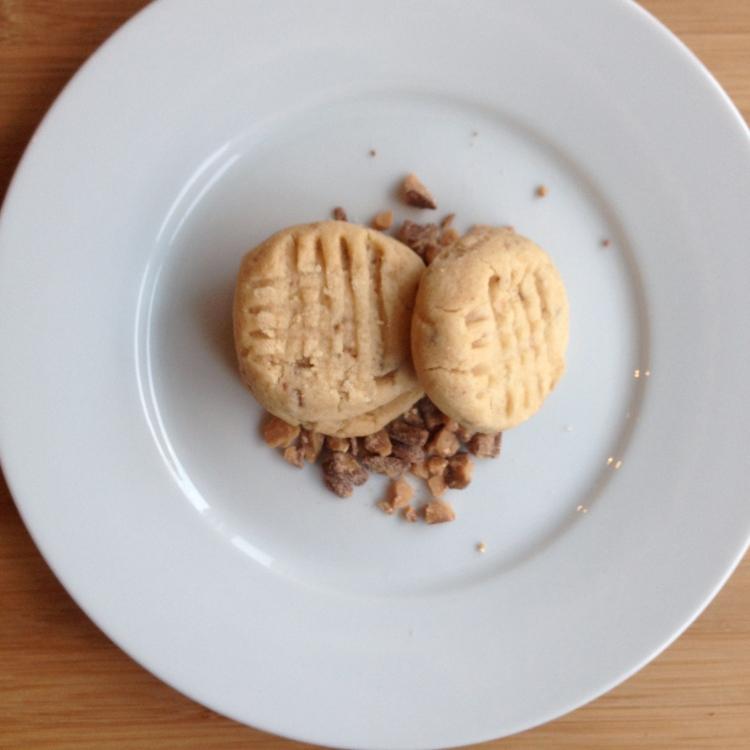 heath bar toffee cookies, baking, recipes