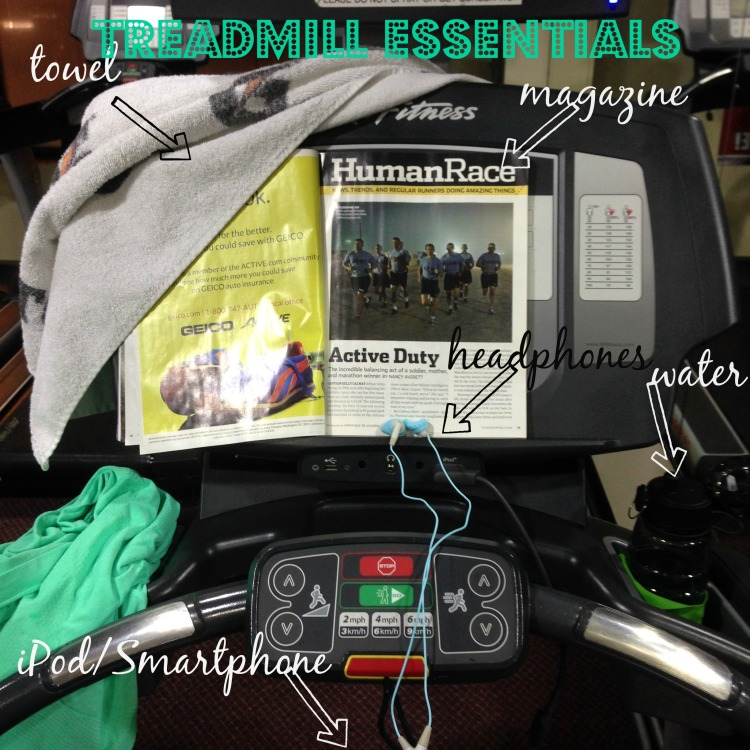 indoor running essentials, treadmill workout, simply social blog, tips for running on a treadmill, workout gear