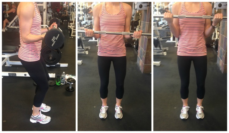 love your arms, arm workout, easy arm workout, lateral lifts, bicep curls, simply social blog, workout wednesday