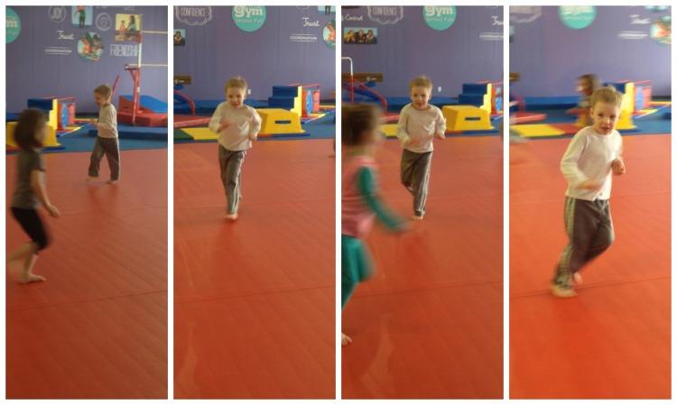 jake gymnastics class, little gym springfield, simply social blog