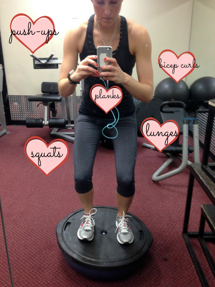 positive affirmations, love your body, workout wednesday, workouts for each part of your body