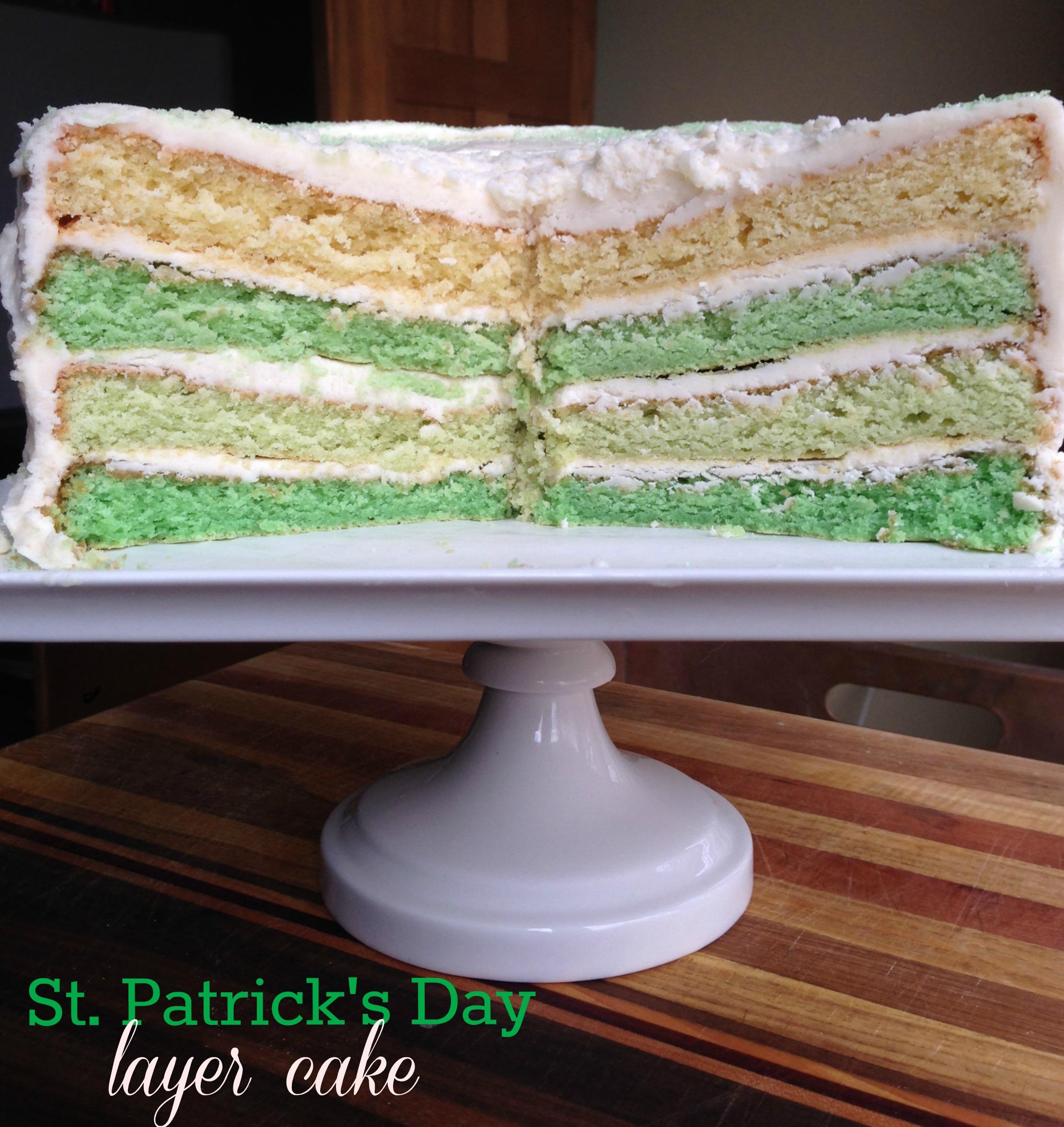 White Cake Recipe Simply Social Blog