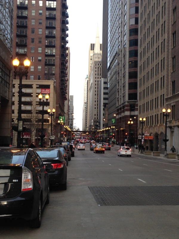 running in chicago,downtown chicago, chicago farewell tour