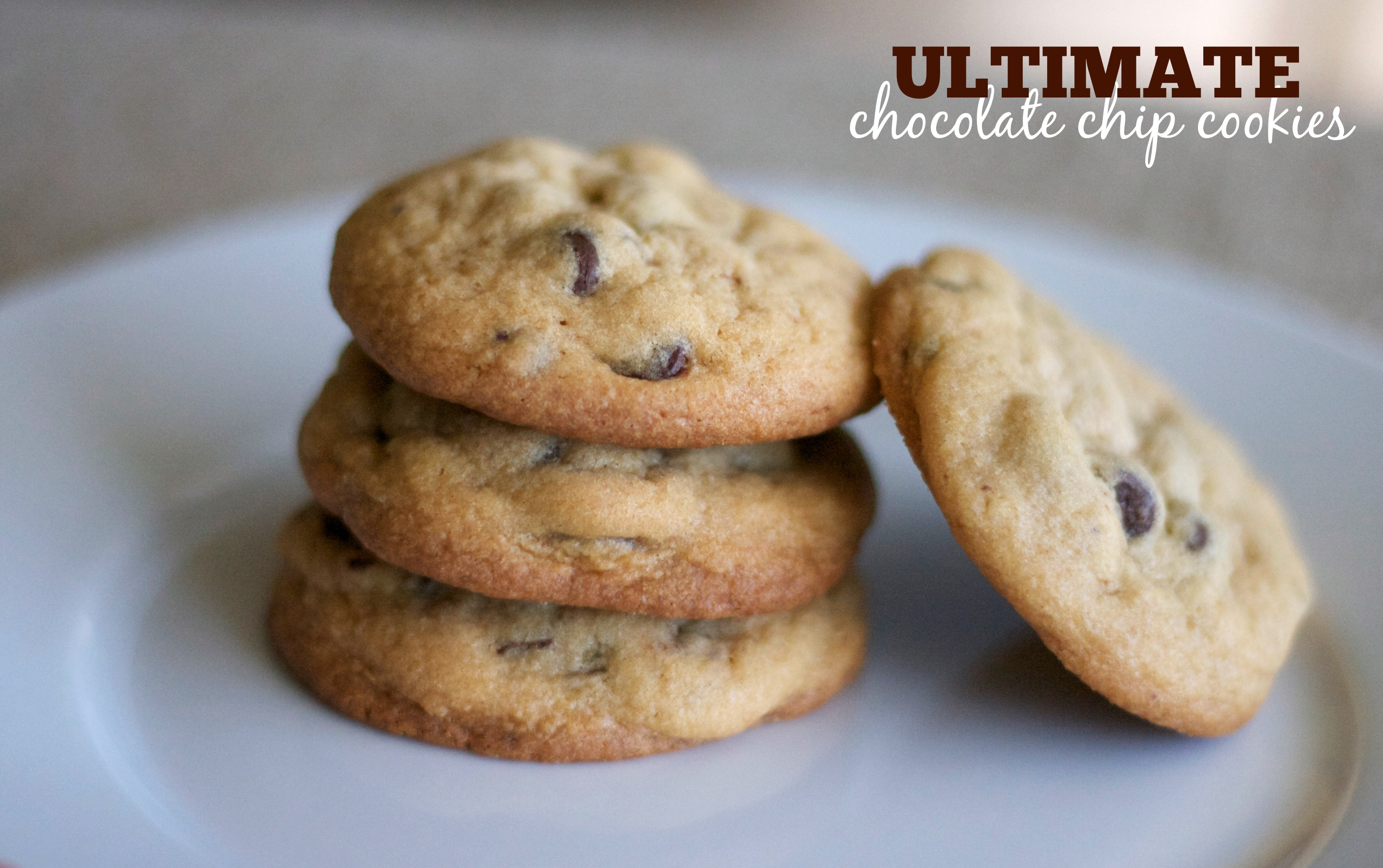 Ultimate Chocolate Chip Cookies Recipes — Dishmaps