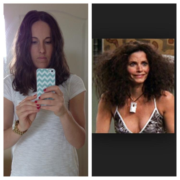 hair and humidity, florida, monica bermuda hair,