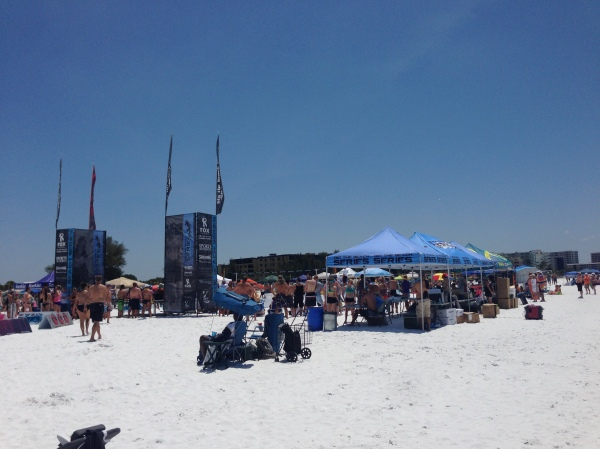 siesta key beach volleyball tournament, siesta key, florida