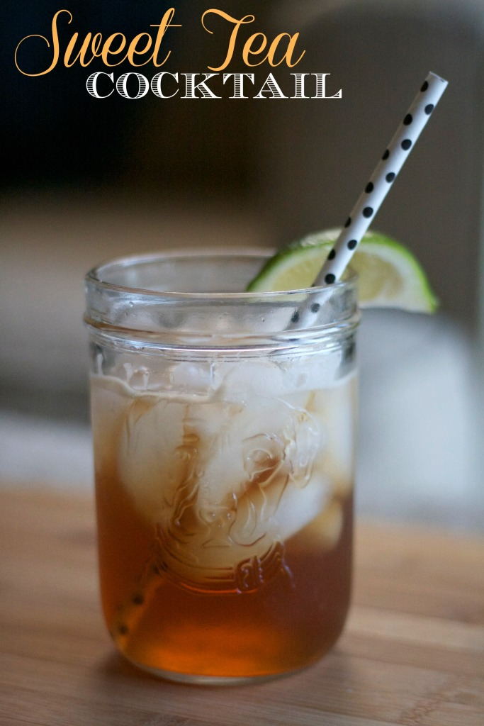 sweet tea cocktail recipe, sweet tea moscow mule, drink recipes, summer drinks