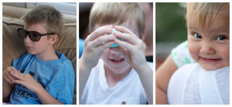 babies, photography, toddlers, summer, surprise party, Chicago
