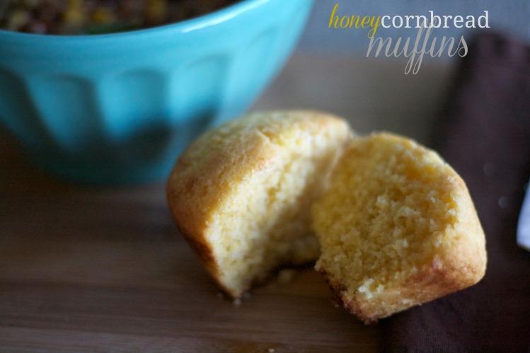 honey cornbread muffins, recipes, baking, corn muffins, side dishes, breakfast, dinner, dessert, chili, vegetarian,