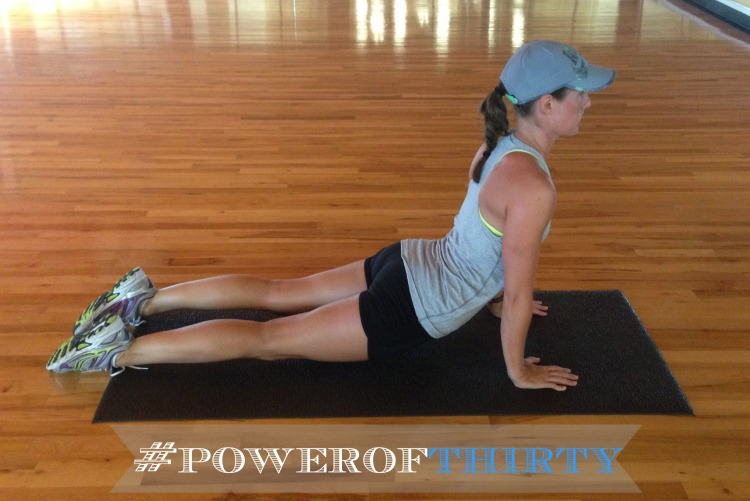 power of thirty challenge, turning 30, 30 challenges, yoga, crow pose,