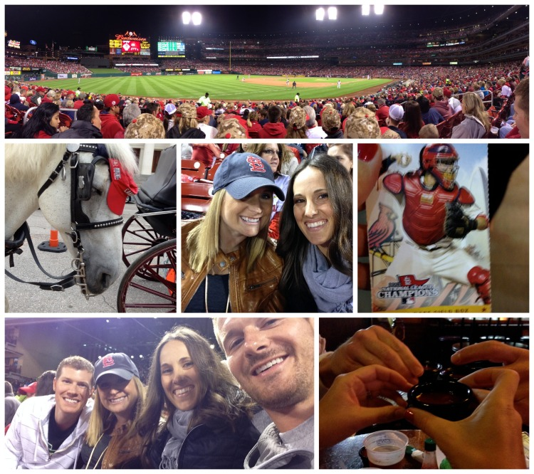 st. louis cardinals, st. louis, baseball game, travel, broadway oyster bar, yadier molina
