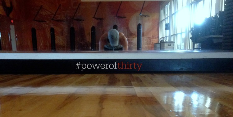 power of thirty, challenge, fitness, plank, exercise, workouts, core, ab exercises