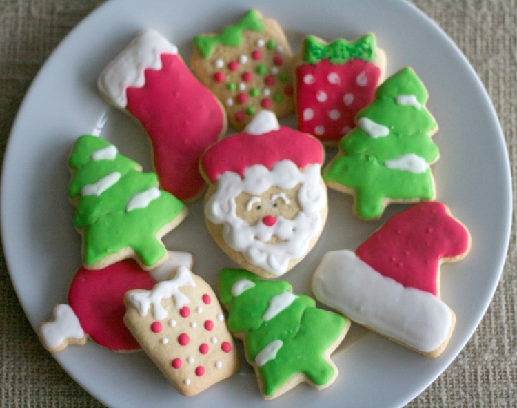 holiday cookies, christmas,  sugar cookies, royal icing, christmas cookies, baking, iced cookies