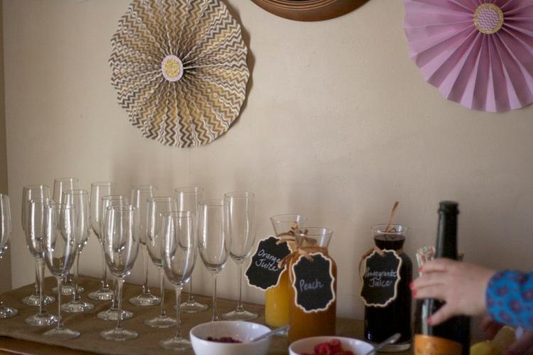 wedding shower, bridal shower, babies, wedding season, spring bridal shower, champagne bar, wedding cake