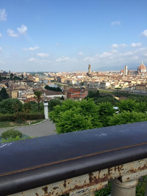 Florence, firenze, Italy, honeymoon in italy, honeymoon, wedding, travel, duomo, ponte vecchio, tuscany, la scaletta, palazzo pitti, boboli gardens, renaissance art, michaelangelo, museo de accademia, michaelangelo's david, tuscany, piazza de michaelangelo