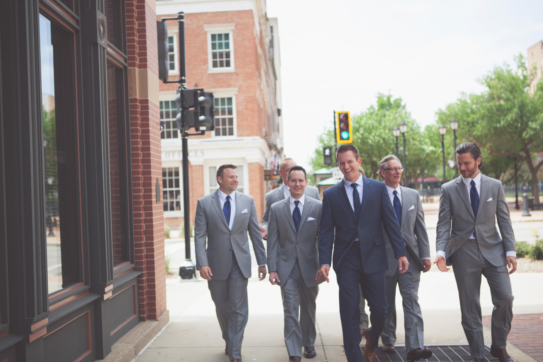 Wedding Snapshots: The Groom | Simply Social Blog