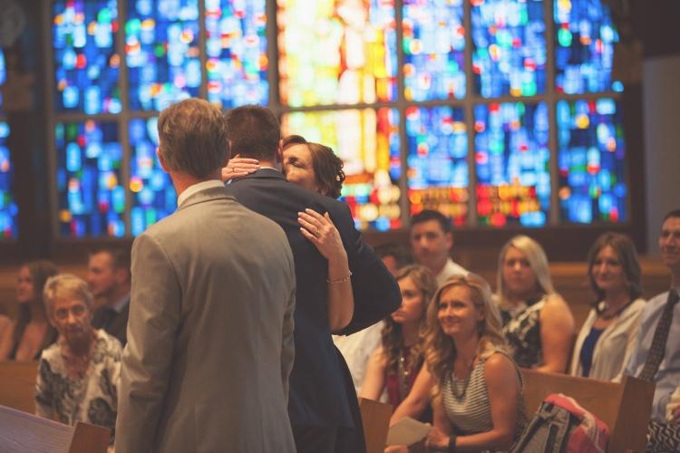 wedding, st. joseph church, ceremony, catholic, springfield illinois wedding, wright photographs, st. joseph church, catholic wedding, wedding program