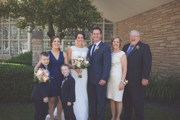 bridal party, wedding photos, springfield illinois wedding, wright photographs, bridesmaids, groomsmen, jcrew, flower girl, ring bearer