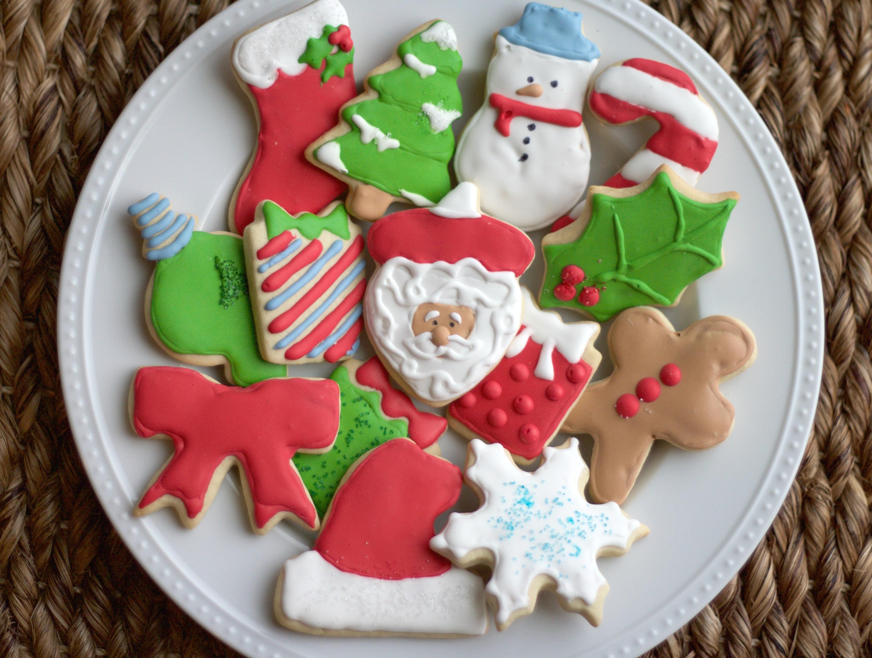 Christmas Cookies Royal Icing.Royal Icing Simply Social Blog
