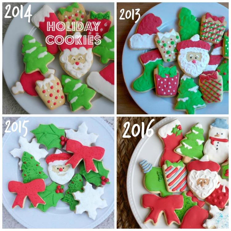 Christmas sugar cookies, royal icing, santa christmas cookie, christmas sugar cookies, snowman cookies, ornament cookies, christmas tree cookies, holly cookies, stocking cookies, present cookies, decorating, wilton,