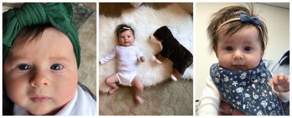 emma irene, three months, baby, baby girl, photography, newborn