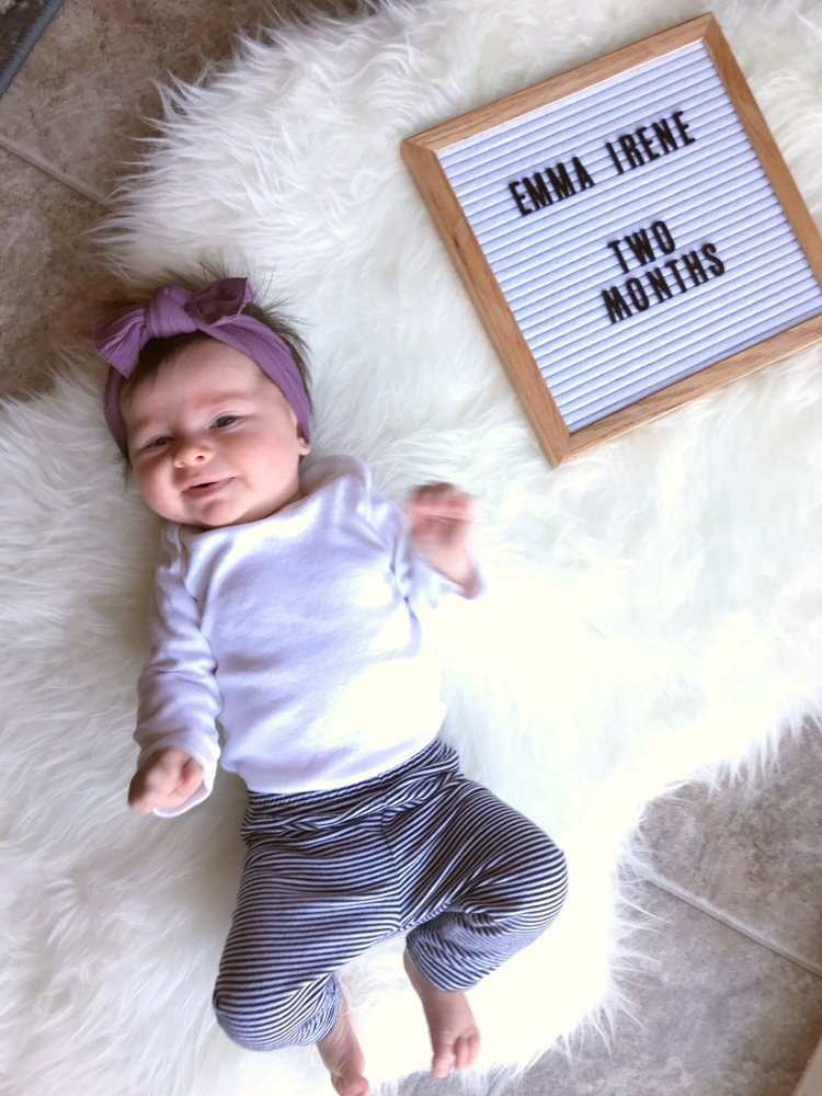 emma irene, twomonths, baby, baby girl, photography, newborn